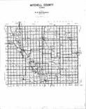 Index Map, Mitchell County 1994 Published by R. C. Booth Enterprises